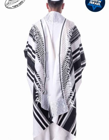 Tallit Gadol ⋆ Buy Tallit Online [From Israel] ⋆ Jewish Shop
