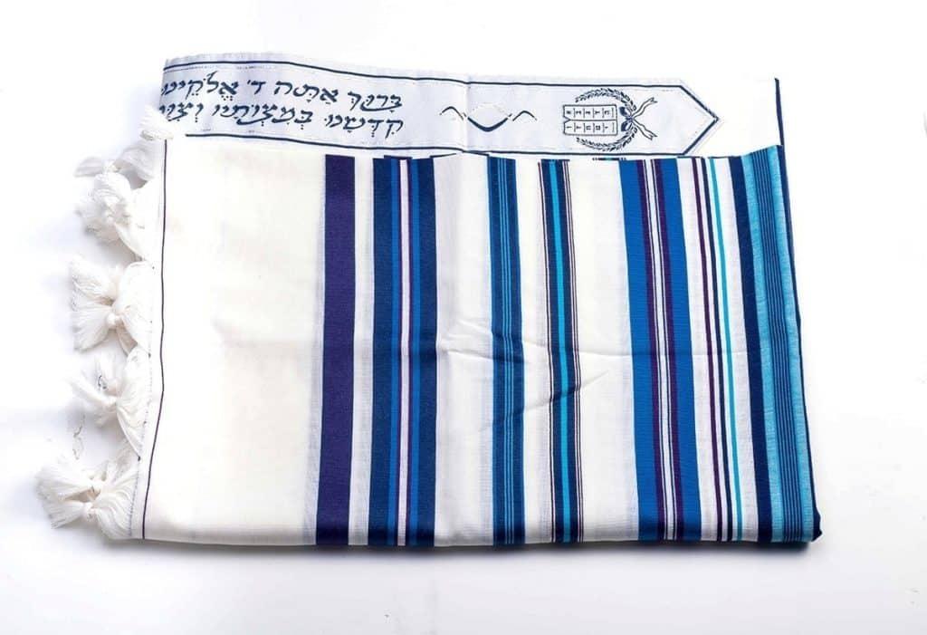 Bnei Or Tallit Blue