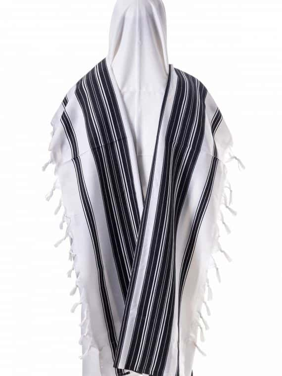 Chabad Tallit, Chabad Tallit [The original] Lubavitch Tallit, Jewish.Shop
