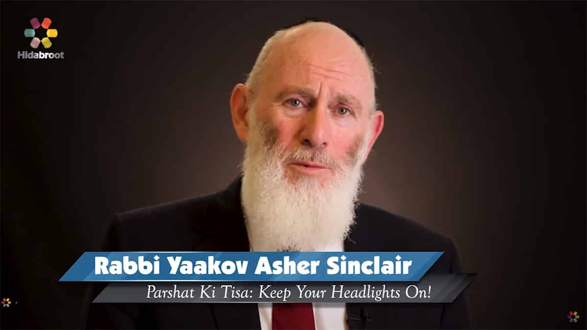 Parshat Pekudei: A World of Blessing – Rabbi Yaakov Asher Sinclair