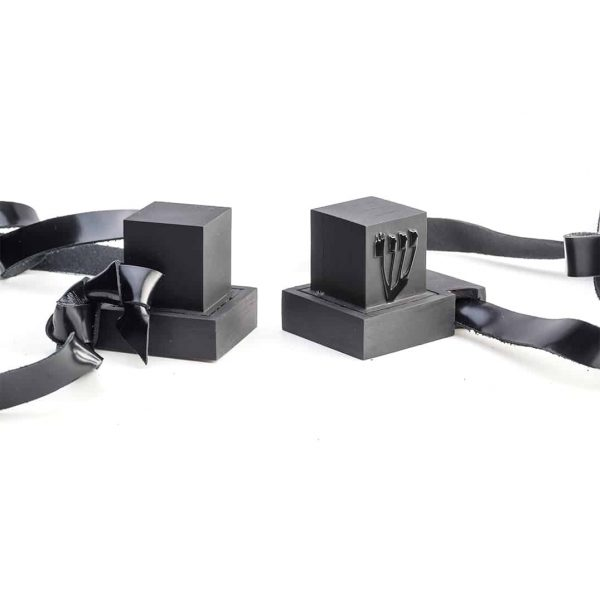 """, Tefillin (from large cattle) – """"HOD"""" ⋆ Mehudar A [Ashkenazi], Jewish.Shop"""