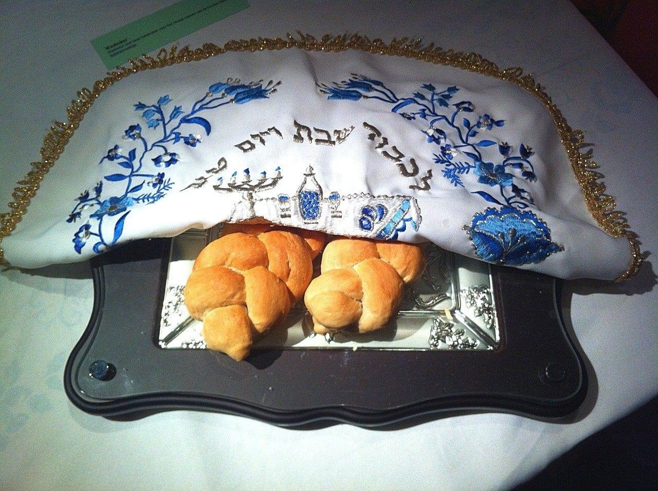 Recipe for Shabbat challah