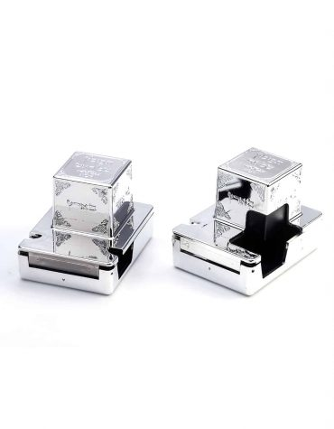 tefillin houses silver color