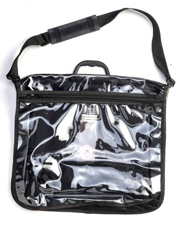tikfilin black bag transparent tefillin and tallit