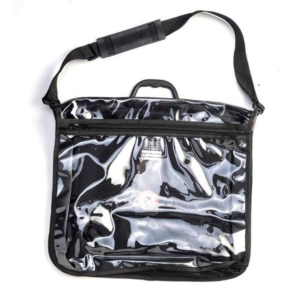 tikfilin black bag transparent tefillin and tallit