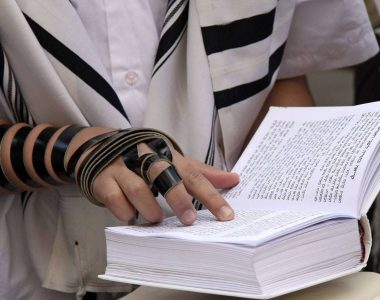 When to Wear Tallit