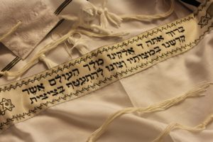 dirty prayer shawl