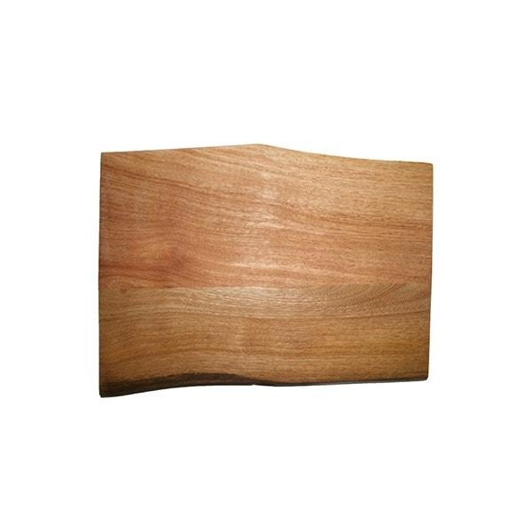 , Challah Wooden Board – bright rectangle, Jewish.Shop