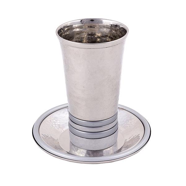 , Kiddush Cup- silver, Jewish.Shop
