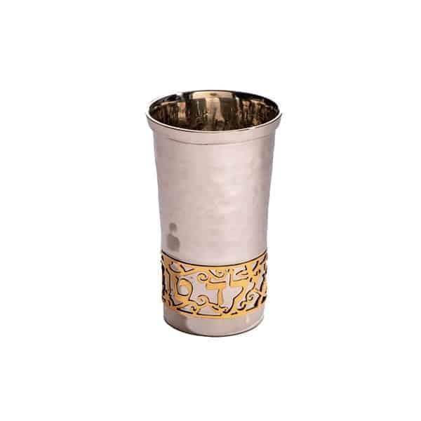 """, Children's cup """"good boy – straight"""" – hammer knock, Jewish.Shop"""